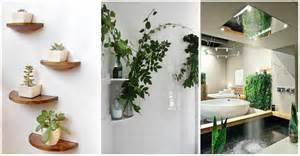 plants in bathroom design ideas home interior design kitchen and bathroom designs