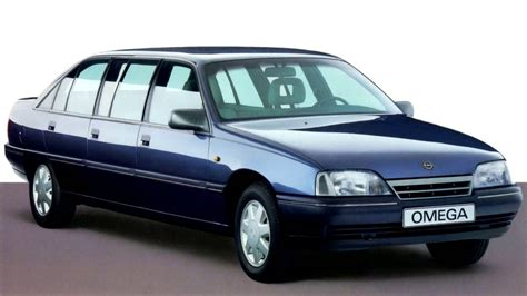 opel omega opel omega limousine by armbruster stageway a 39 1988 90