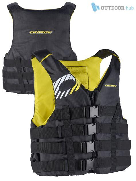 Ski Boat Vest by Osprey 4 Clip Ski Impact Vest Kayak Jacket Buoyancy