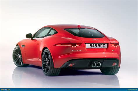 jaguar f ausmotive com la 2013 jaguar f type coupé revealed