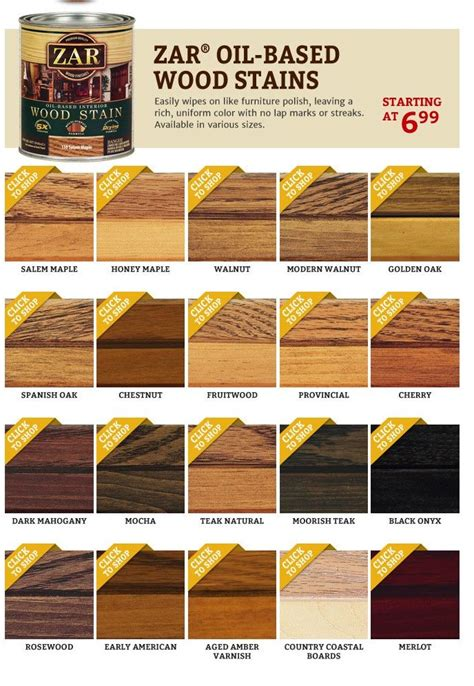 zar oil based wood stain woodworking finishes