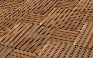 dalle en pin teintee marron 100x100 cm brico depot With dalle en bois pour terrasse 100x100