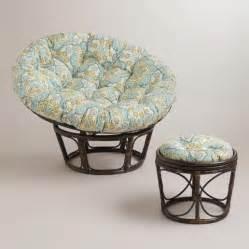 Papasan Chair World Market by White Mosaic Papasan Chair Cushion World Market