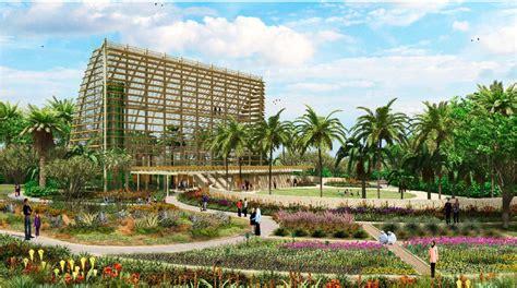 Park Abu Dhabi by Abu Dhabi S New Mushrif Central Park This Green