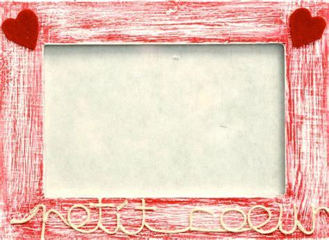 petit coeur cadre photo photo de pour les petits le bazar de p tite plume