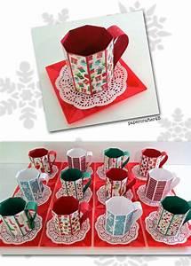 Bastelanleitungen Für Weihnachten : video tutorial f r kleine tassen kleine geschenke pinterest geschenkkartons tassen und ~ Frokenaadalensverden.com Haus und Dekorationen