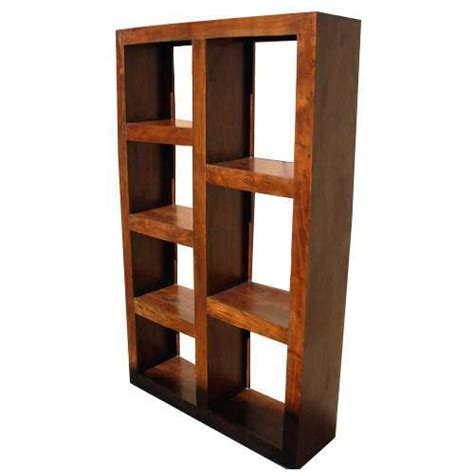 unfinished wood cube bookcase solid wood modern display rack cube bookcase shelf room