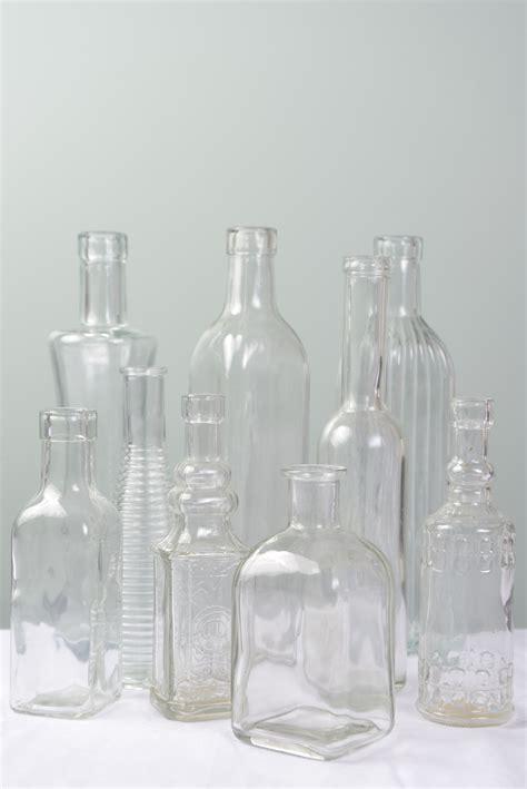 mix  match vintage bottles alfa flower wedding shop