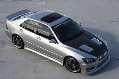 lexus is300 custom featured mishimoto ride tuned 2002 lexus is300