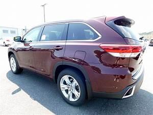New 2019 Toyota Highlander Limited V6 Awd Sport Utility In