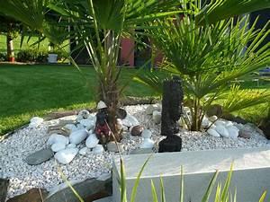 2012 developpement du jardin photo 1 1 oasis avec sa With exemple de jardin de maison 6 tendance deco au jardin