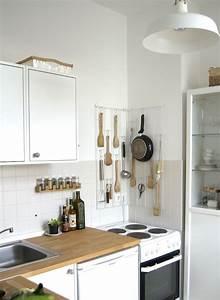 Kleine Küchen Einrichten : die besten 25 kleine wohnungen ideen auf pinterest kleine wohnung dekorieren kleine wohnung ~ Indierocktalk.com Haus und Dekorationen