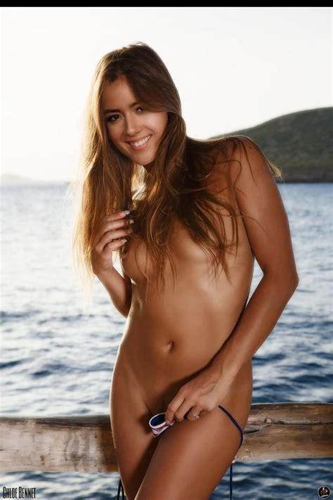 Chloe Bennet celebrity naked - Xxx Photo