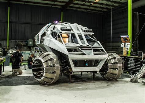 2020 Mars Rover | Parker Brothers Concepts
