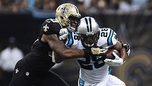 Carolina Panthers rally for wild win over New Orleans to ...