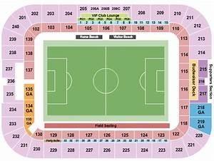 Bbva Dynamo Stadium Seating Chart Bbva Stadium Seating Chart Maps Houston