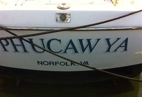 Boat Names Movies by The 50 Funniest Boat Names Of All Time Gallery