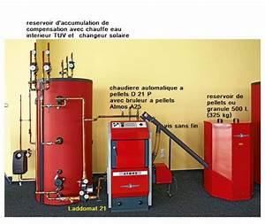 Installation Chaudiere A Granule Energies Naturels