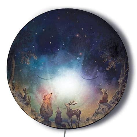 Kinderzimmer Deko Mond by Schlafender Mond Ideen F 252 R Die Jungs Wandle