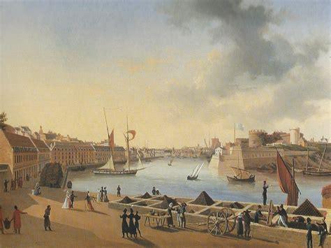 file ambroise louis garneray vue du port de brest jpg wikimedia commons