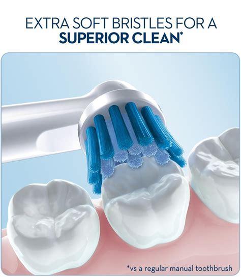 Amazon.com: Oral-B Sensitive Gum Care Electric Toothbrush