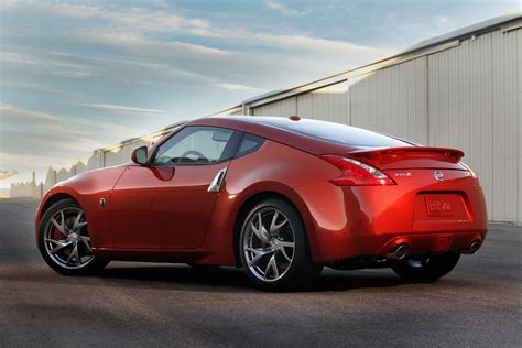2013 Nissan 370z Gets Updated, Pictures And Details
