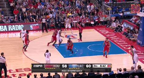 gifs  james harden playing hilariously bad defence