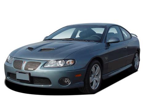 2006 Pontiac Gto Reviews And Rating