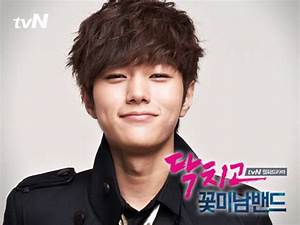 Shut Up Flower Boy Band - INfinite's L - Korean Actors and ...