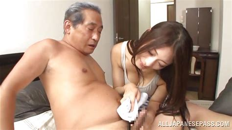 She Gives A Great Cock Washing Hd From All Japanese