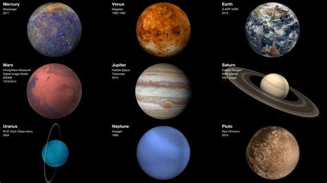 what is the color of pluto our solar system nasa solar system exploration
