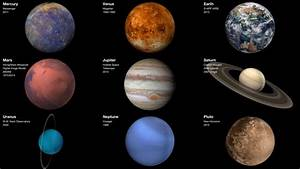 Our Solar System | Solar System Exploration: NASA Science