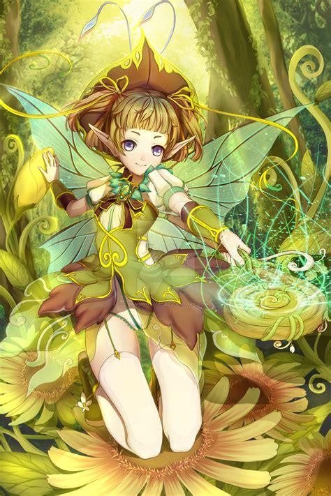 little fairy by sammihisame on DeviantArt