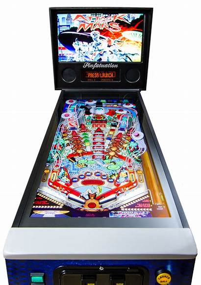 Pinball Machine Digital Arcade Ultimate Web Machines