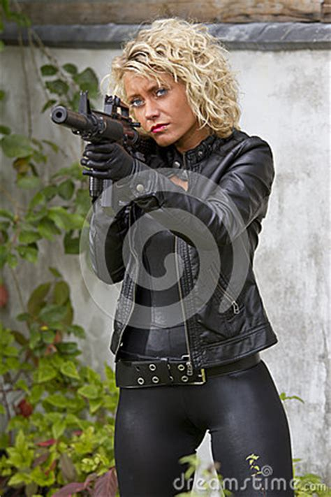 sexy female agent royalty  stock photo image