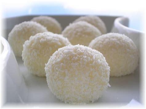 recette de boules 224 la noix de coco la recette facile