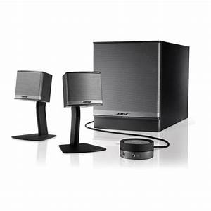 Bose Companion 3 Series Ii Multimedia Speaker System  Only