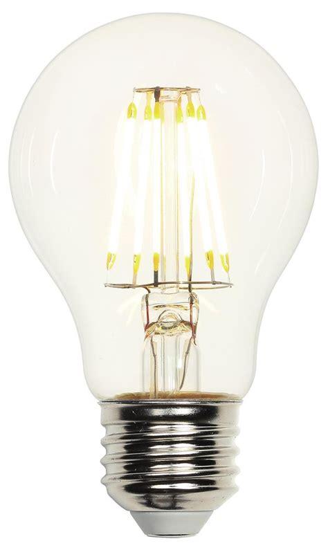 led leuchtmittel 7 5 watt e27 filament a60 dimmbar warm wei 223 leuchtmittel in allen g 228 ngigen