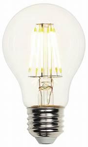 E27 Led Leuchtmittel : led leuchtmittel 7 5 watt e27 filament a60 dimmbar warm ~ Watch28wear.com Haus und Dekorationen