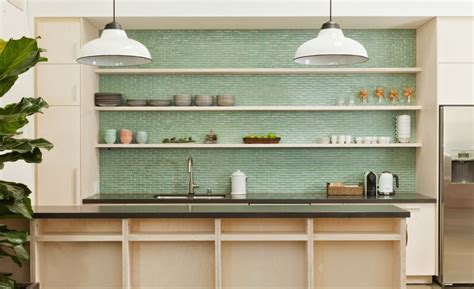 green kitchen backsplash tile green glass tile kitchen backsplash roselawnlutheran