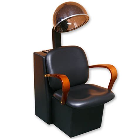 hair salon dryer and chairs
