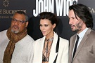 The Cast Of 'John Wick: Chapter 2' Heated Up The Red ...