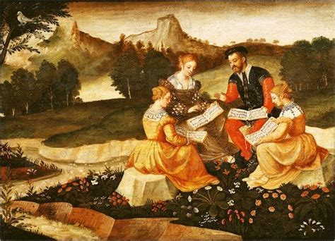 italian madrigal festival scholarly symposium