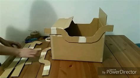 cardboard sleigh osc mini sleigh childrens