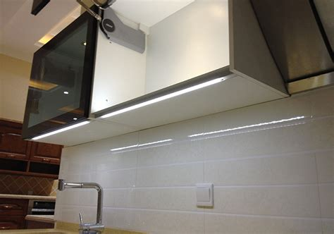 pressure sensor led kitchen cabinet light led cabinet
