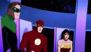 Justice League: Doom (Anime)   AnimeClick.it