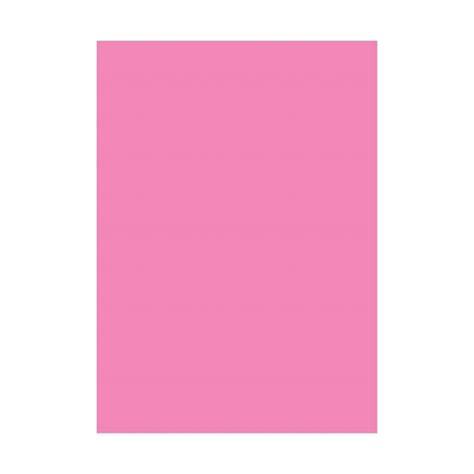 กระดาษสีโปสเตอร์อ่อน 2 หน้า สีชมพู 50x70ซม.,buy กระดาษ ...