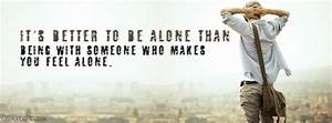 Feeling Alone Facebook Timeline Covers For Boys