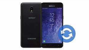 How To Update The Samsung Galaxy J3 V 2018 Software