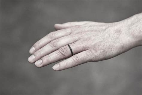 wedding ring tattoos ideas ring finger for couples 2018